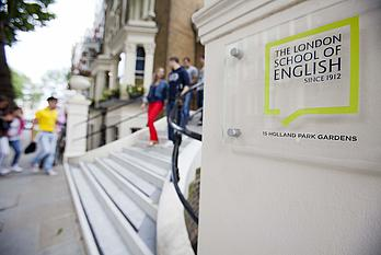 Hier finden Sie Infos zur Sprachreise zu The London School of English.